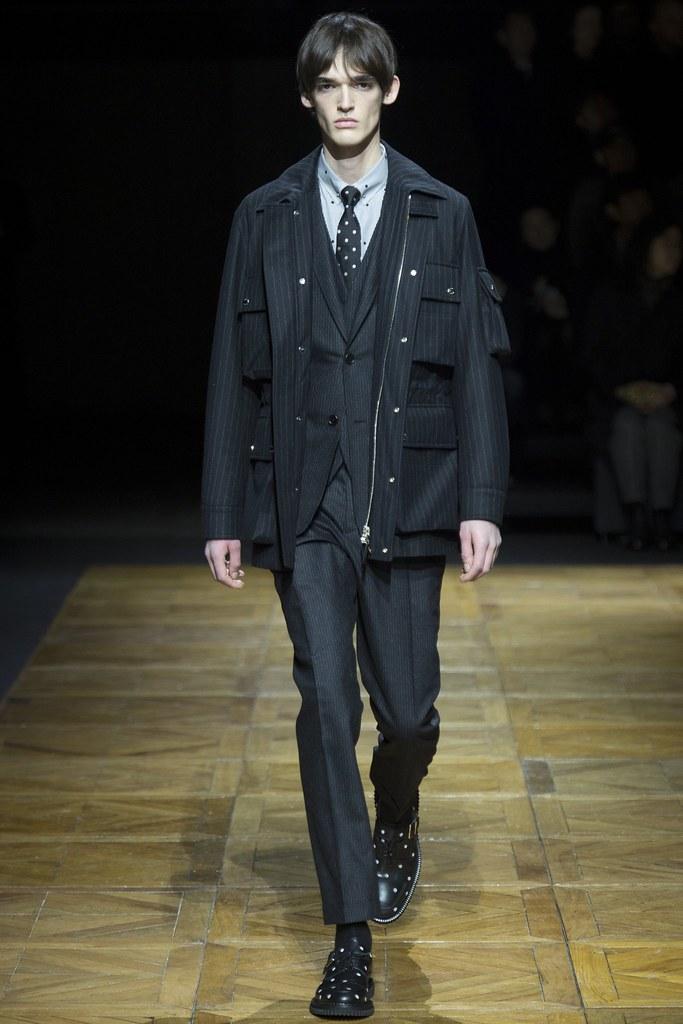 FW14 Paris Dior Homme011_Florentin Glemarec(VOGUE)
