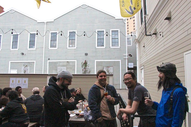 UmamiMart + The Trappist, Japanese Beer Fest 2/14