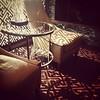 Sunshine + window lattice + shadow  #lattice #shadow #life #luxury #asia