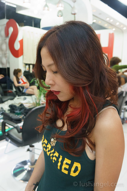 red-highlights
