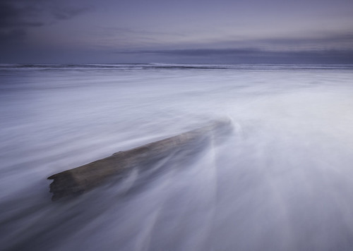 longexposure sunset seascape water landscape coast iceland surf waves cloudy atlantic hafnarvik