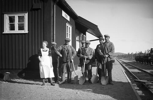 Kuri, Lappland, Sweden