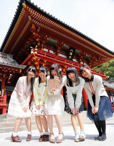 140414(2) - 國中生『YOSAKOI 鳴子舞祭』漫畫改編新動畫《ハナヤマタ》(花舞少女)預定夏天開播、製作群&聲優揭曉! 2 FINAL