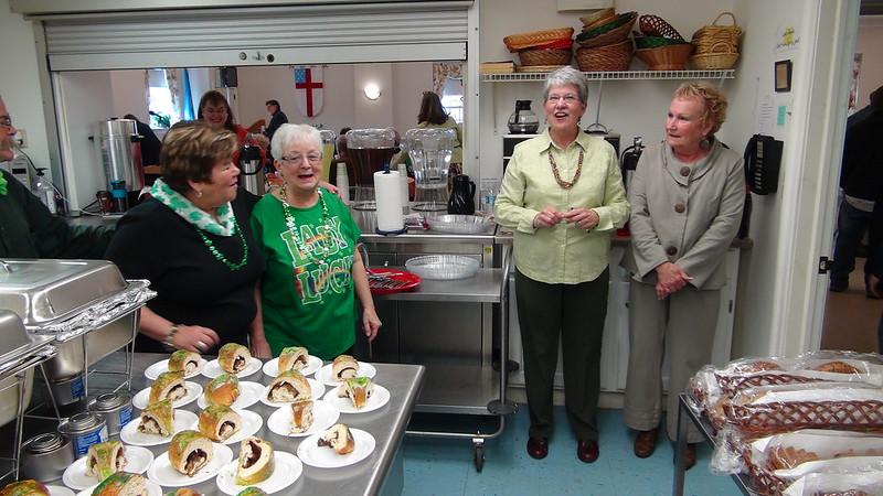 The Parish Life crew