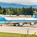 Air Force One taxiing 2