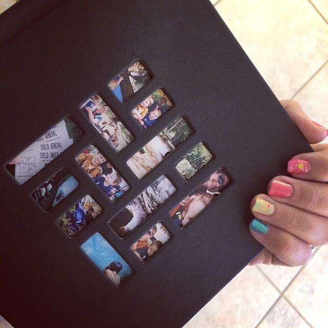 Mosaic Book