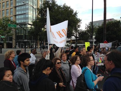 KXL protest, San Jose IMG_2494