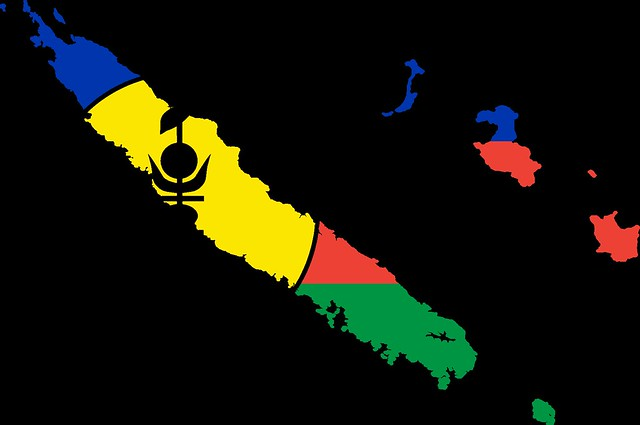 Header of New Caledonia (country)