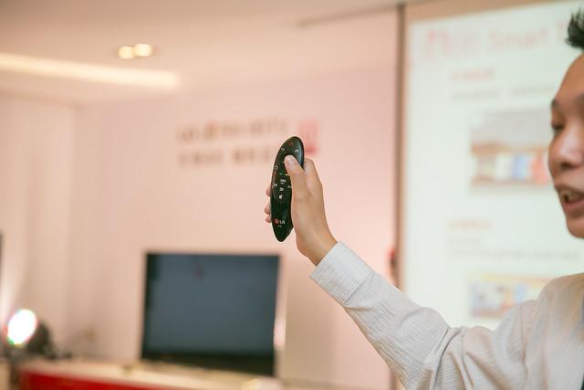 體驗 LG 決勝畫質系列電視產品 – 電視專欄部落客甄選會活動分享 @3C 達人廖阿輝