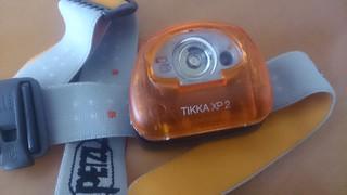 A3山中湖きららペツルブースでお借りしたTikka XP2。ついうっかり持ち帰ってきてしまった。