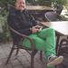 Green Pants by milosradovic