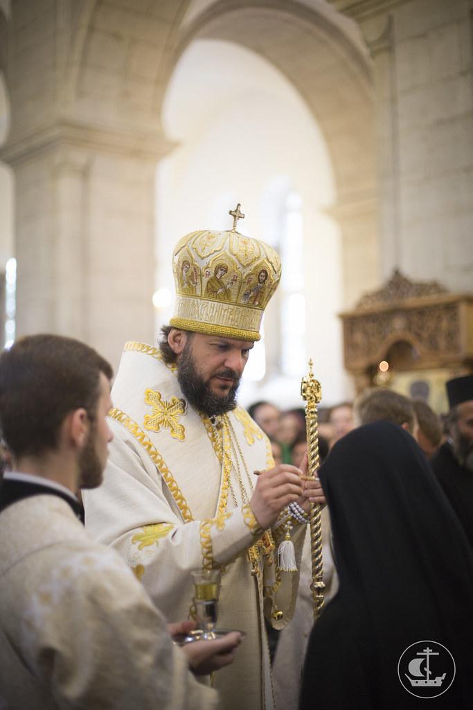 11 мая 2014, Всенощное в день памяти свт. Василия Острожского / 11 May 2014, Vigil on day of St. Basil of Ostrog
