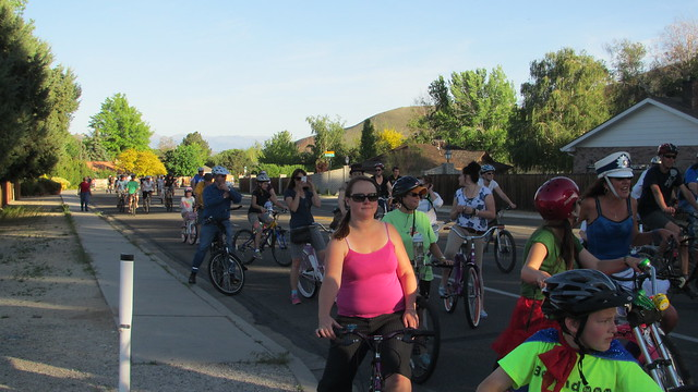 Westside Cruiser Ride 2014