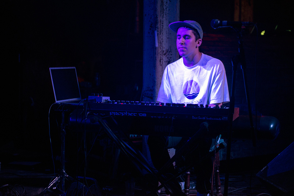In Photos: BADBADNOTGOOD