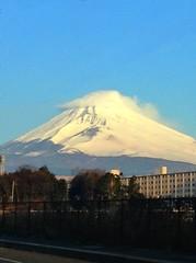 Mt.Fuji 富士山 2/12/2015