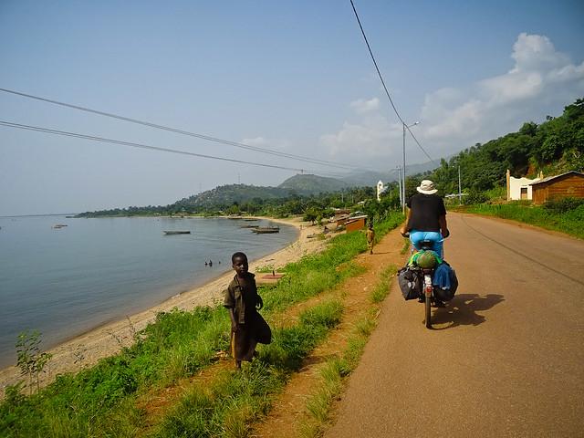 North to Bujumbura