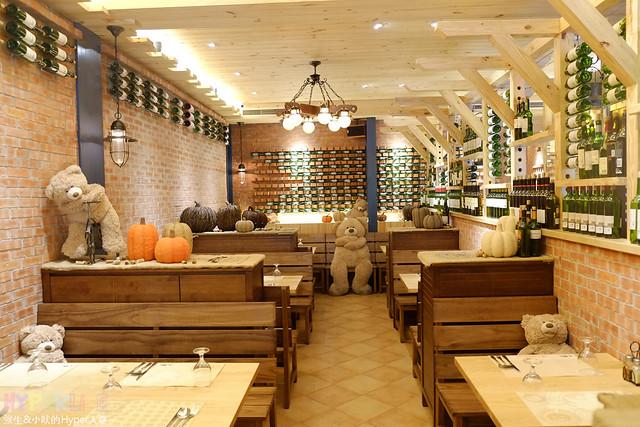 16380567525 be087766b6 z - 南瓜屋魔女露露的廚房 - 環境非常棒的台中勤美草悟道旁義式餐廳