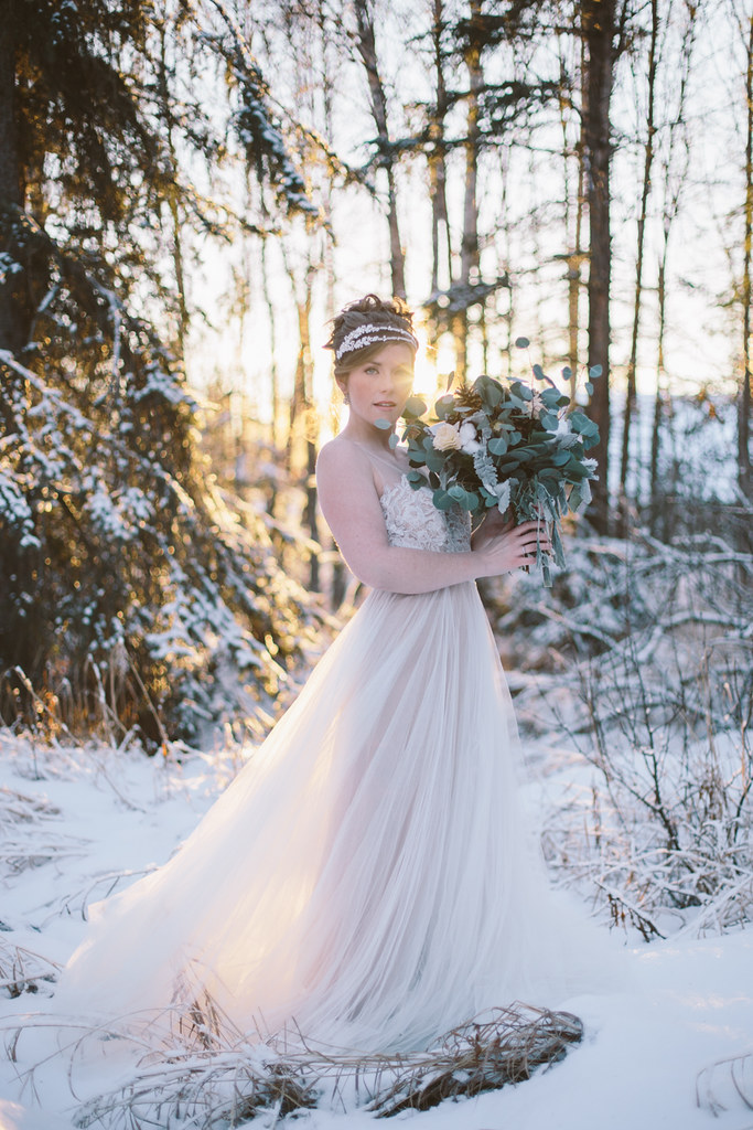 alaska, bridal, anchorage, wedding photographer, alaskan bride