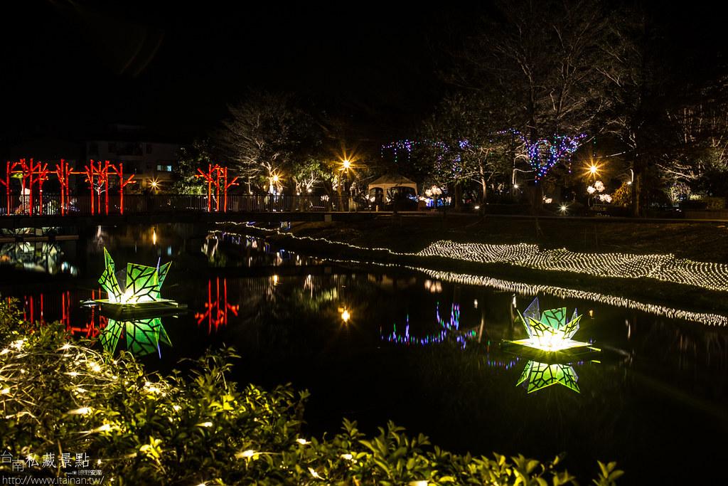 台南私藏景點-2015 月津港燈節 (3)