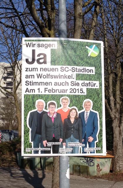 Plakat Ja