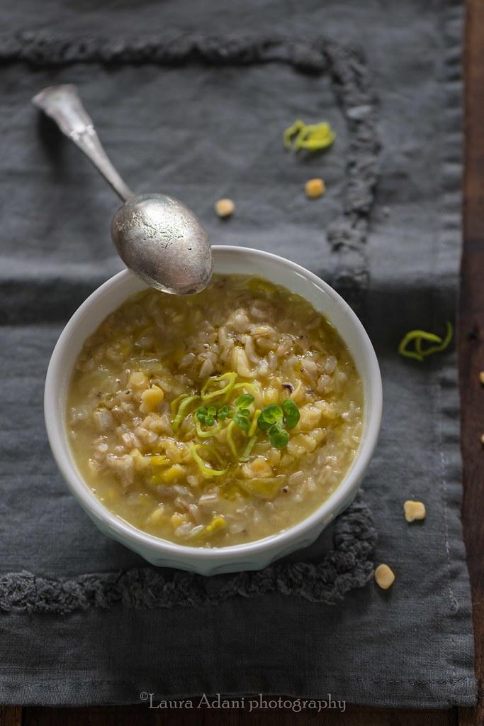 grass peas soup