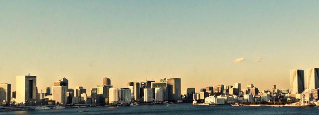 Tokyo Skyline2