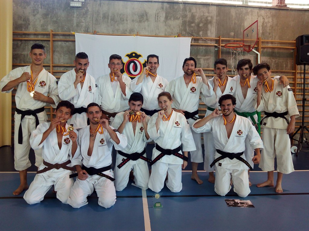 Taikai Madrid 2016