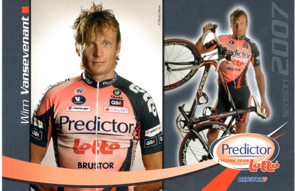 Predictor-Lotto 2007 / VANSEVENANT Wim
