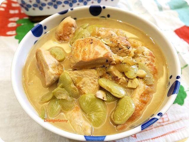 160515 利馬豆燉火雞肉-02