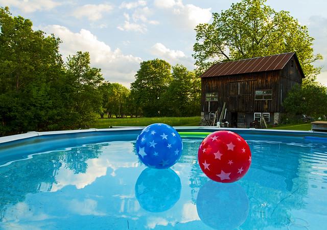 Pool Season...