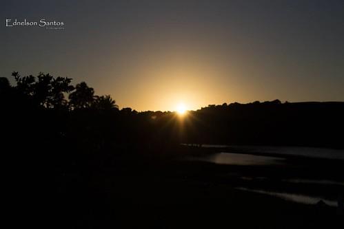 Em Deus...Bom dia! [20] #desafioprimeira #meuolharemfotos #ednelsonsantosfotografia #fotododia #fotografia #photography #natureza #naturephotography #meioambiente #pordosol #sunset #amo #grupodecasaissj #paripueira #alagoas #nordeste #brasil #fazendafiori