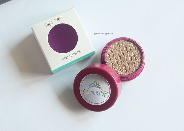 ColourPop Super Shock Shadow Birthday Boy