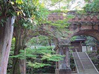 Aquaduct, Nanzen-ji
