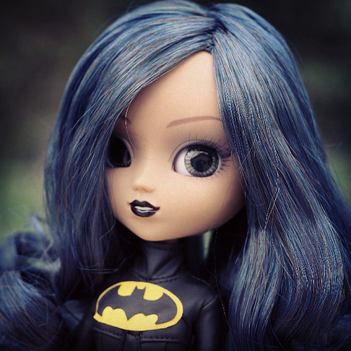 Batgirl Pullip by Among the Dolls