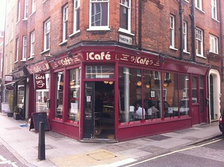 Picture of Cafe Kozzy, WC1R 4PD
