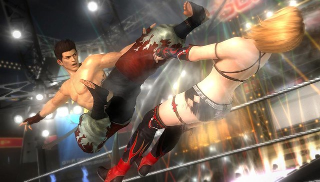 Dead or Alive 5 Plus - Screenshot 1