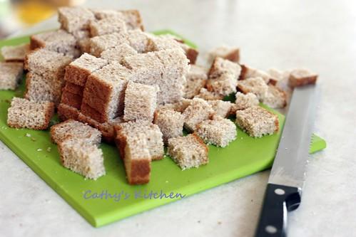 烤麵包丁Croutons 8