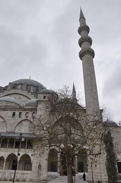 Mosquée de Suleiman (5)