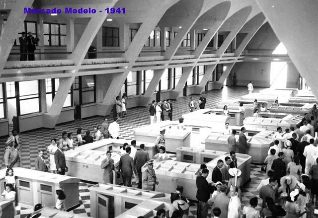 Mercado Modelo Av Mella - 4 Enero 1941