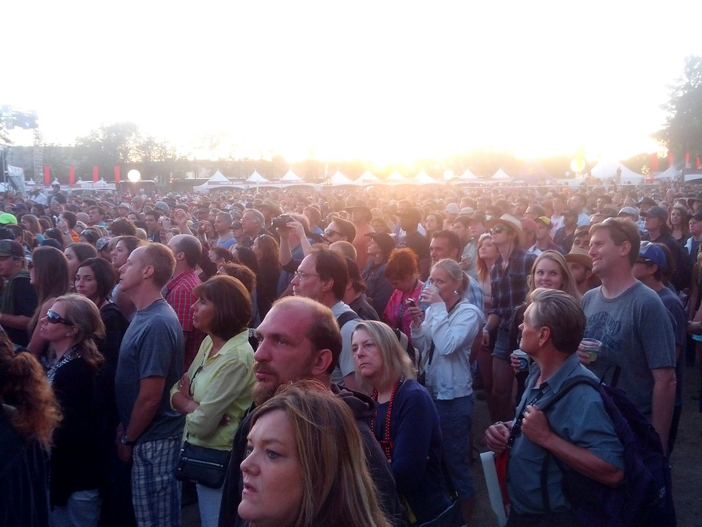 sunset, Cake, BottleRock Napa
