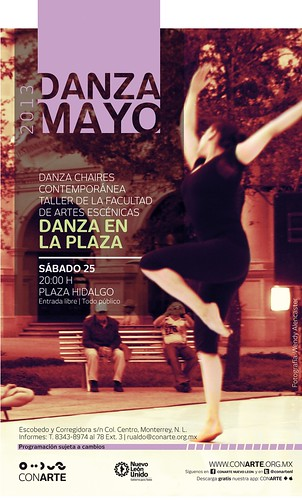 Danza en la Plaza - Chaires y Taller Escénicas