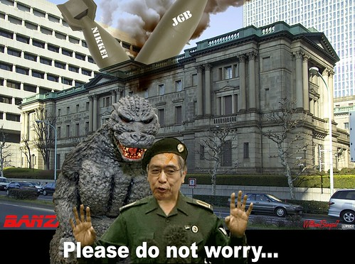 PLEASE DO NOT WORRY II... by WilliamBanzai7/Colonel Flick