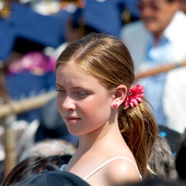 young girl at graduation flickr photo sharing
