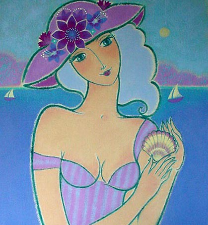 Beach Chic Painting -cropped-5.8x6