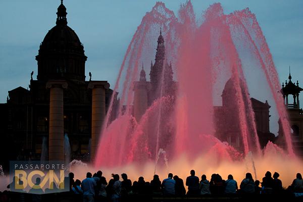 Font Màgica, Montjuïc, Barcelona