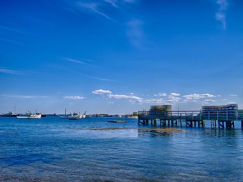 blue fishing unitedstates maine atlantic bleu lobster hdr homard pêche atlantique océan étatsunis capeporpoise mirrorless microfourthird olympusem5 olympusm17mmf18