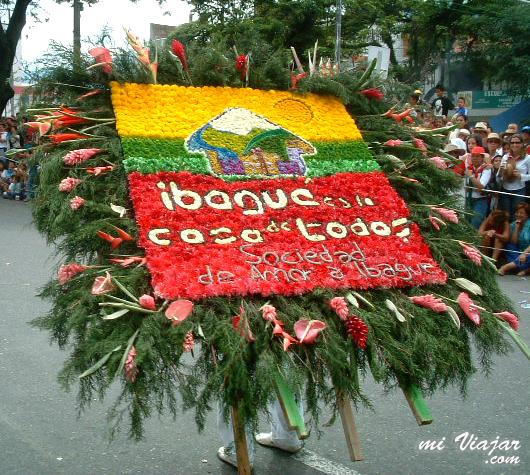 Festival folclorico colombiano, silletero