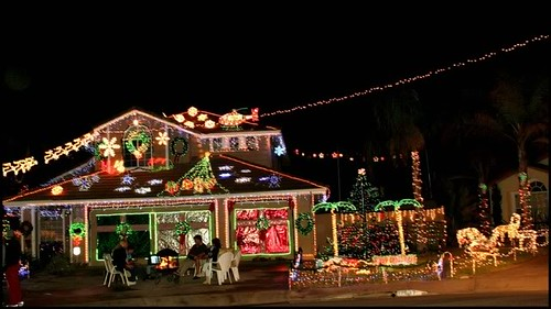 4 Types of Festive Christmas lights in San Diego