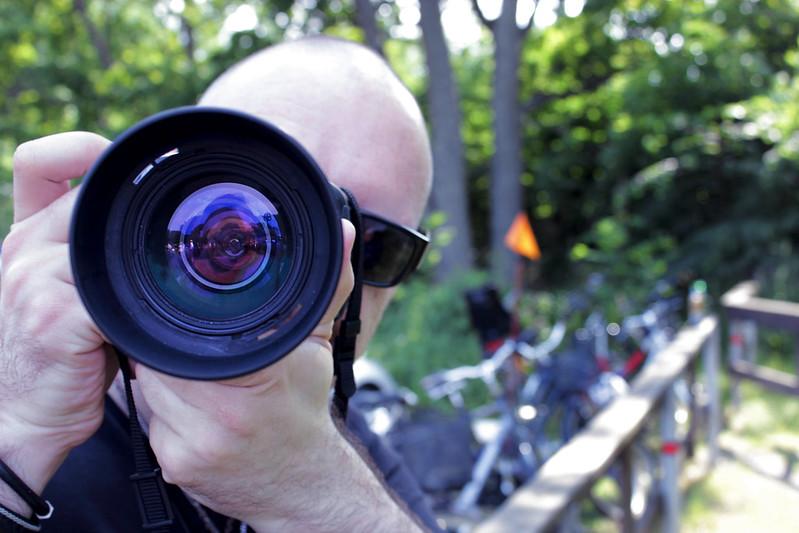 deeped och hans kamera