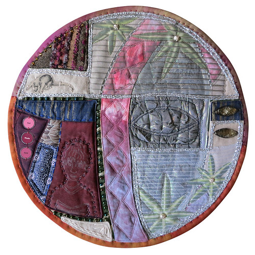 Vital Patterns (Talisman Quilt #7)